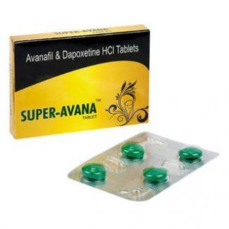 Super Avana. Generic for Stendra, Spedra, Priligy