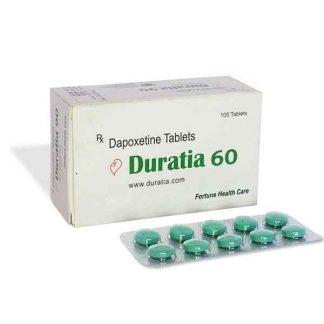 Duratia 60 mg. Generic for Priligy, Westoxetin