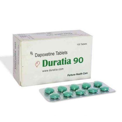Duratia 90 mg. Generic for Priligy, Westoxetin