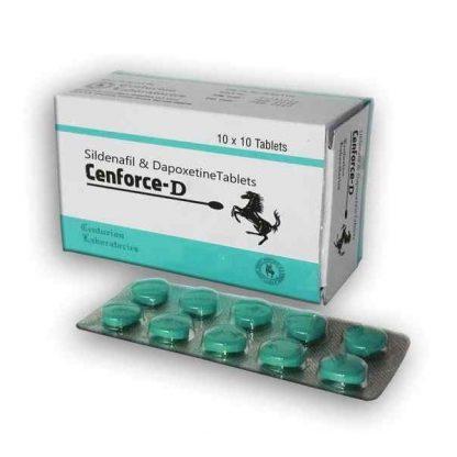 Cenforce-D. Generic for Priligy, Viagra