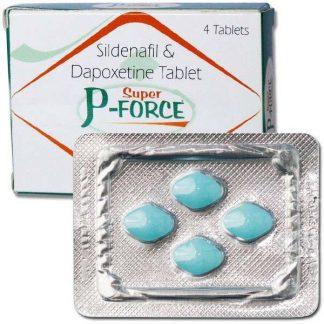 Super P-Force. Generic for Priligy, Viagra