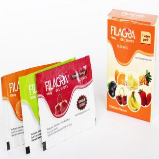 Filagra Oral Jelly 100 mg. Generic for Viagra, Revatio
