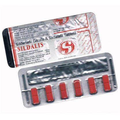 Sildalist. Generic for Viagra, Cialis