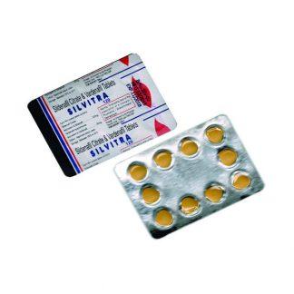 SILVITRA. Generic for Viagra, Levitra