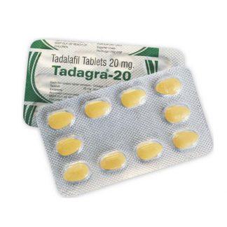 Tadagra 20 mg. Generic for Cialis, Adcirca, Tadacip