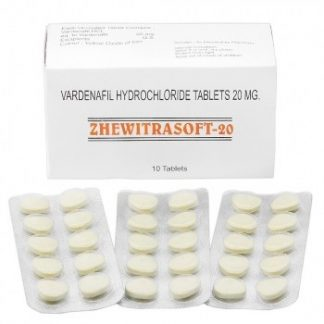 Zhewitra-20 mg. Generic for Levitra, Staxyn, Vivanza
